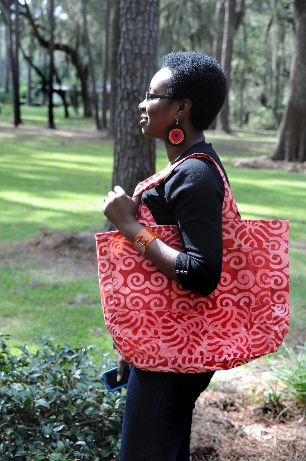 Sonya Parker-African Garden -red.JPG