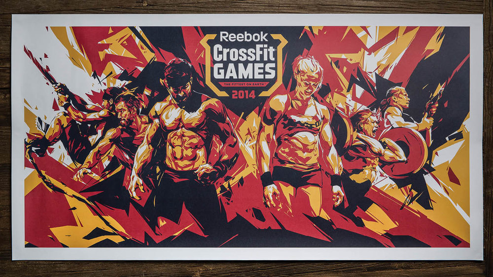 Reebok Crossfit Games 2014