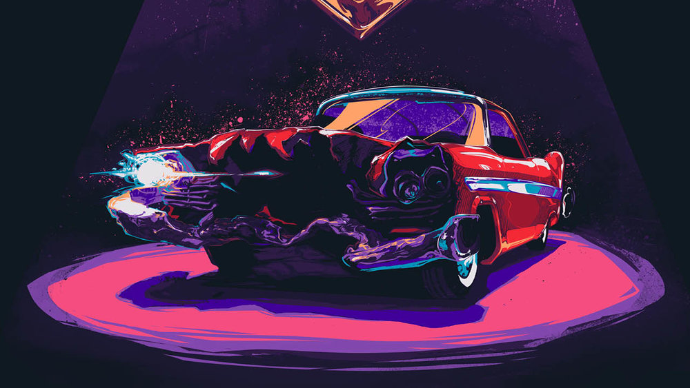Christine: Car for Sale