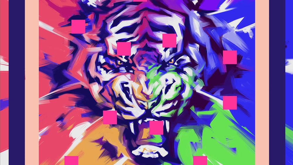 Nyan Tiger