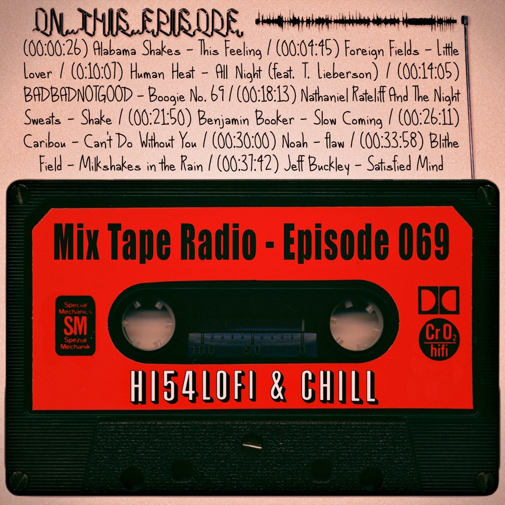 There is a certain time of the year when cuddling and thinking about cuddling is at its highest. And during that time of the year, one can, if they so desire, bust out Episode 69 of the Mix Tape Radio Show. Because it was made with that time of the year in mind. - - @HI54LOFI