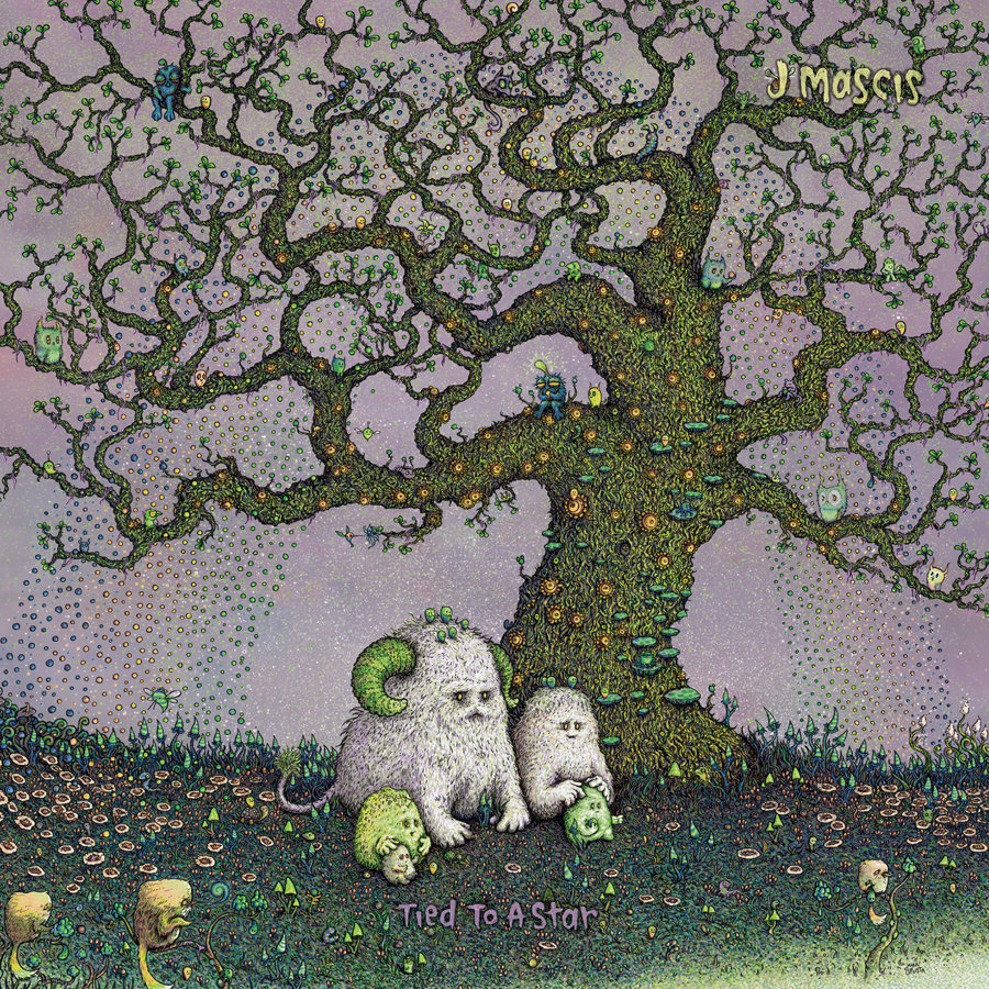 """""""Great stoner come down album, best played on the morning after a heavy night.... J Mascis makes quality music whether it's with Dinosaur Jr, Heavy Blanket or any of his other many bands..."""" - - Steve Rodger"""
