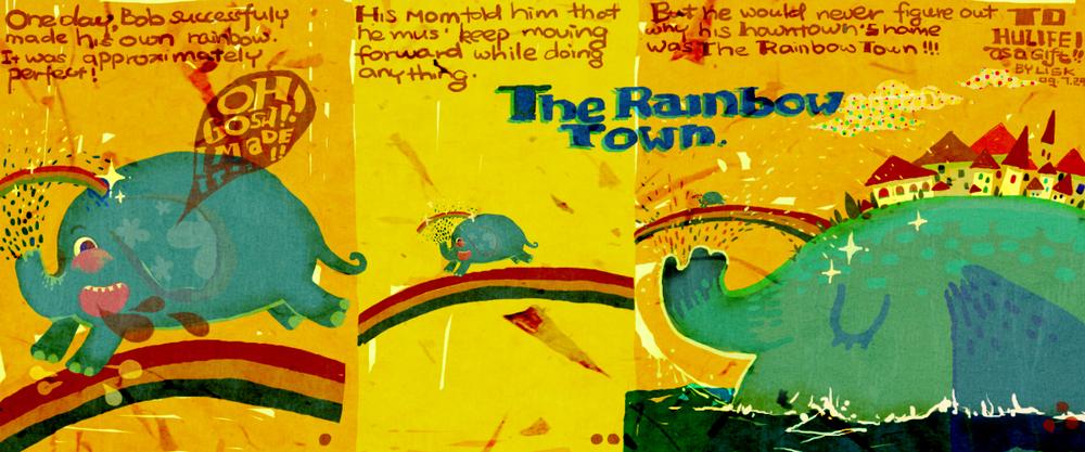the rainbow town.jpg