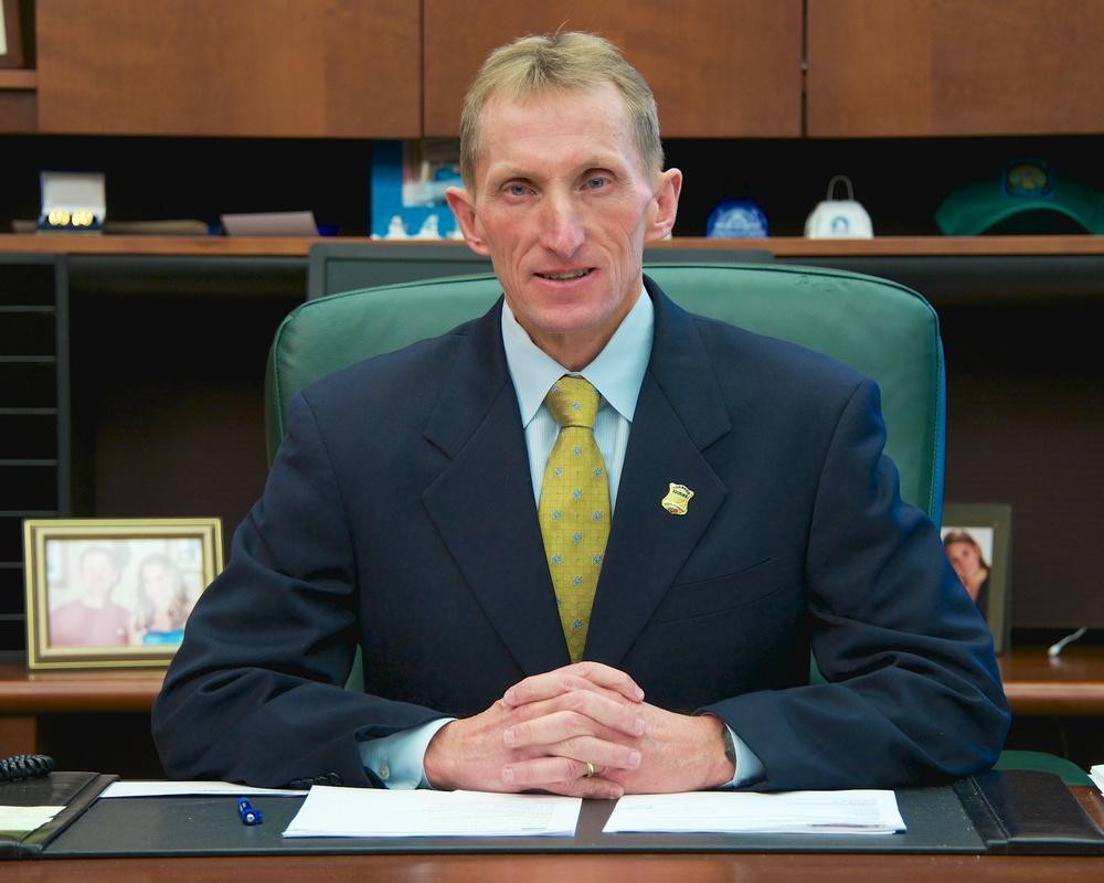 William B. Evans Police Commissioner