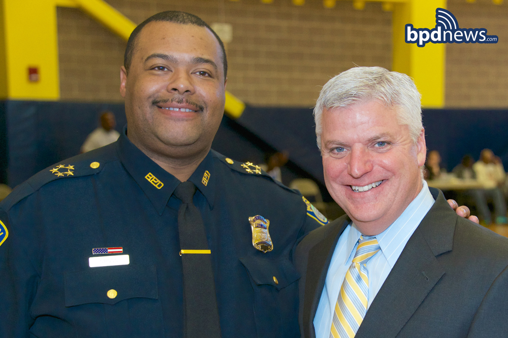 chief william gross and district attorney dan conley
