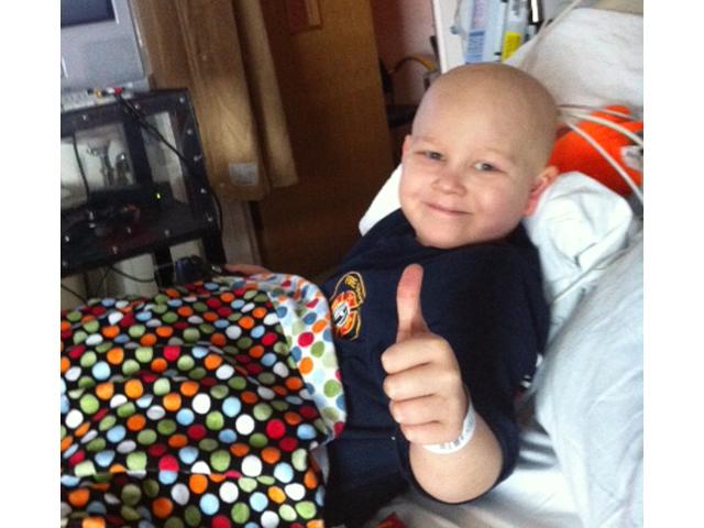 Tyler Seddon turns 7 on March 6, 2014.