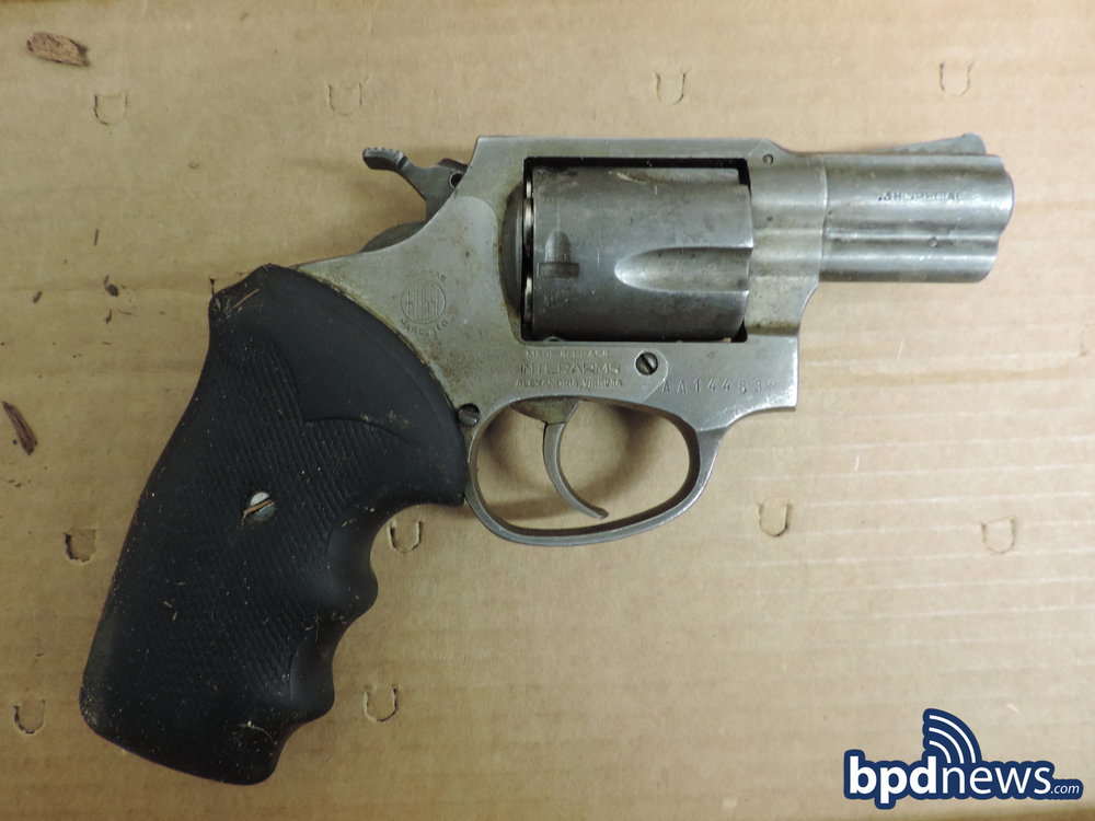 ROSS .38 SPECIAL REVOLVER PHOTO COURTESY BPDNEWS.COM