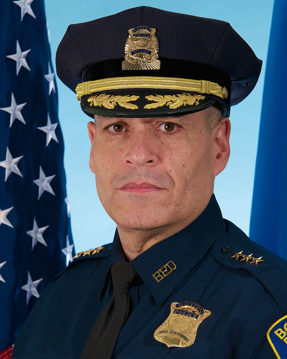 DEPUTY SUPERINTENDENT JOHN BROWN