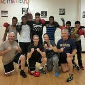 St. Peter's Youth Center Boxing Program