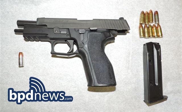 GUN #1 - SIG SAUER P226