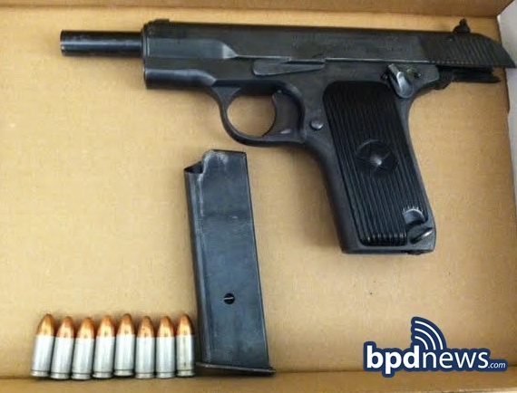 Photo of Firearm from incident #3
