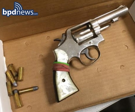 One Less Gun Suspect Breaks Storefront Window Ends Up Arrested In