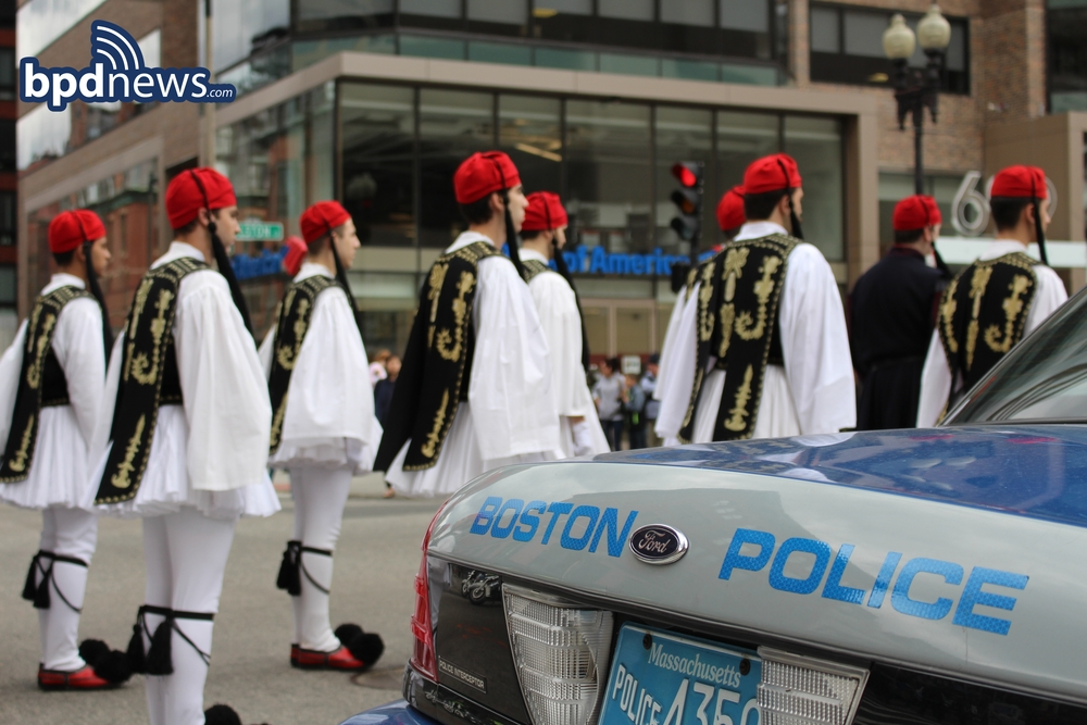 2015 Greek Independence Day Parade