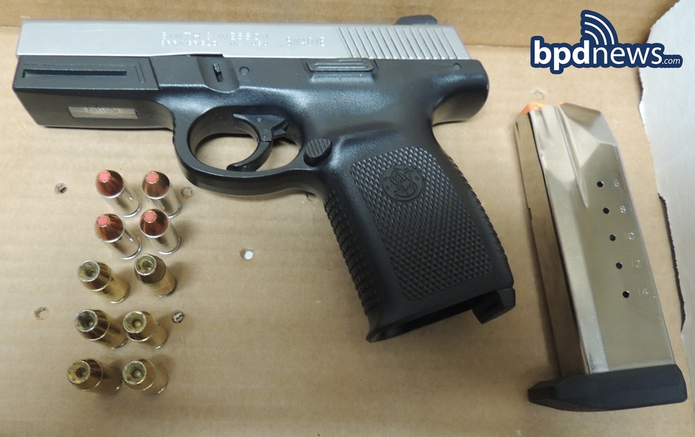 Recovered Firearm B-3
