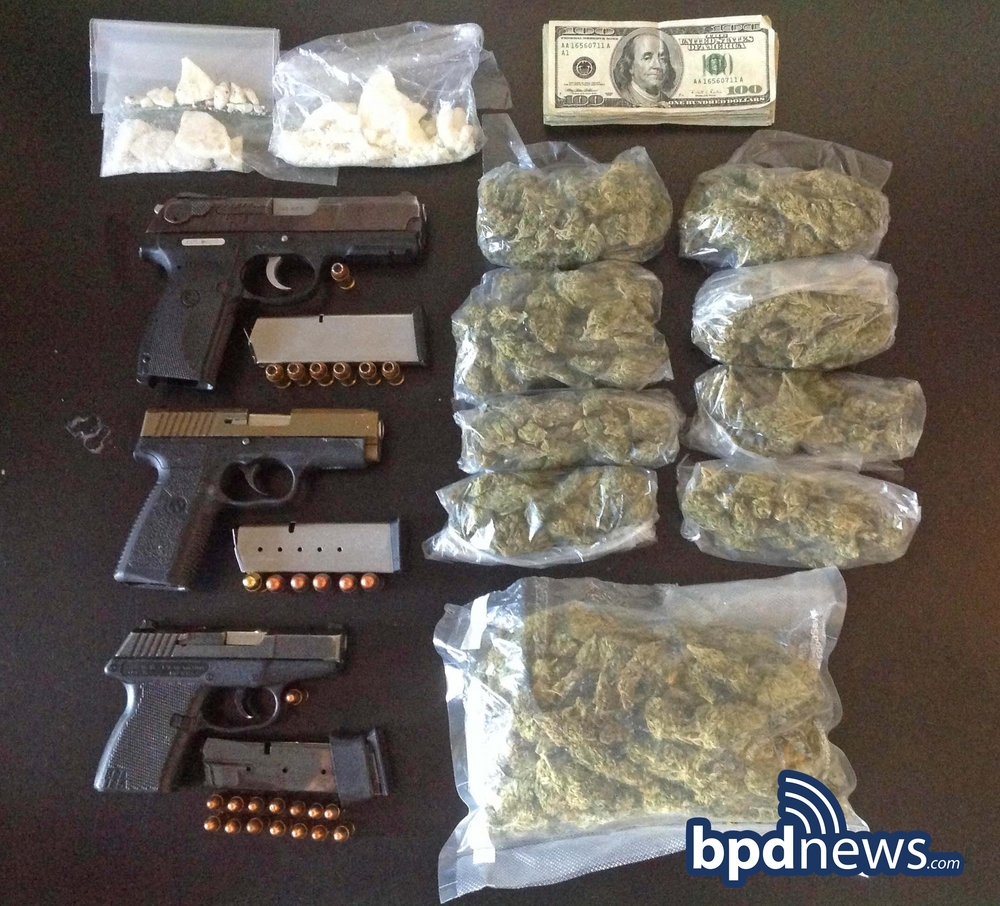 Keeping Boston Safe: Significant Drug Bust Enables BPD ...