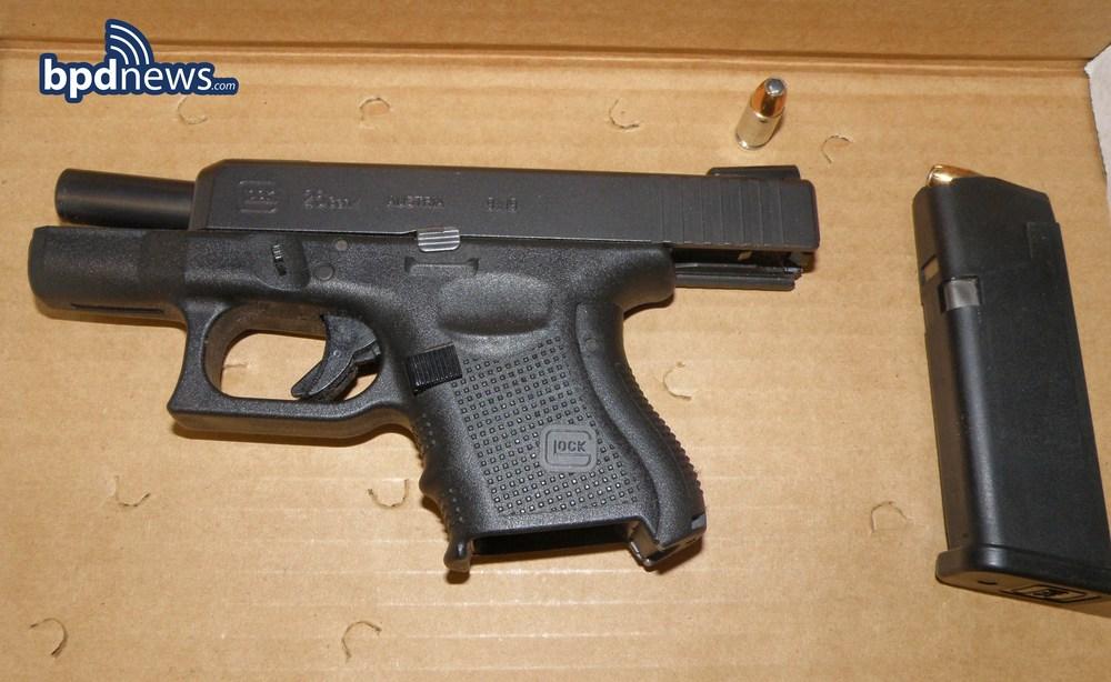 Firearm Seized by BPD in Unlawful Search