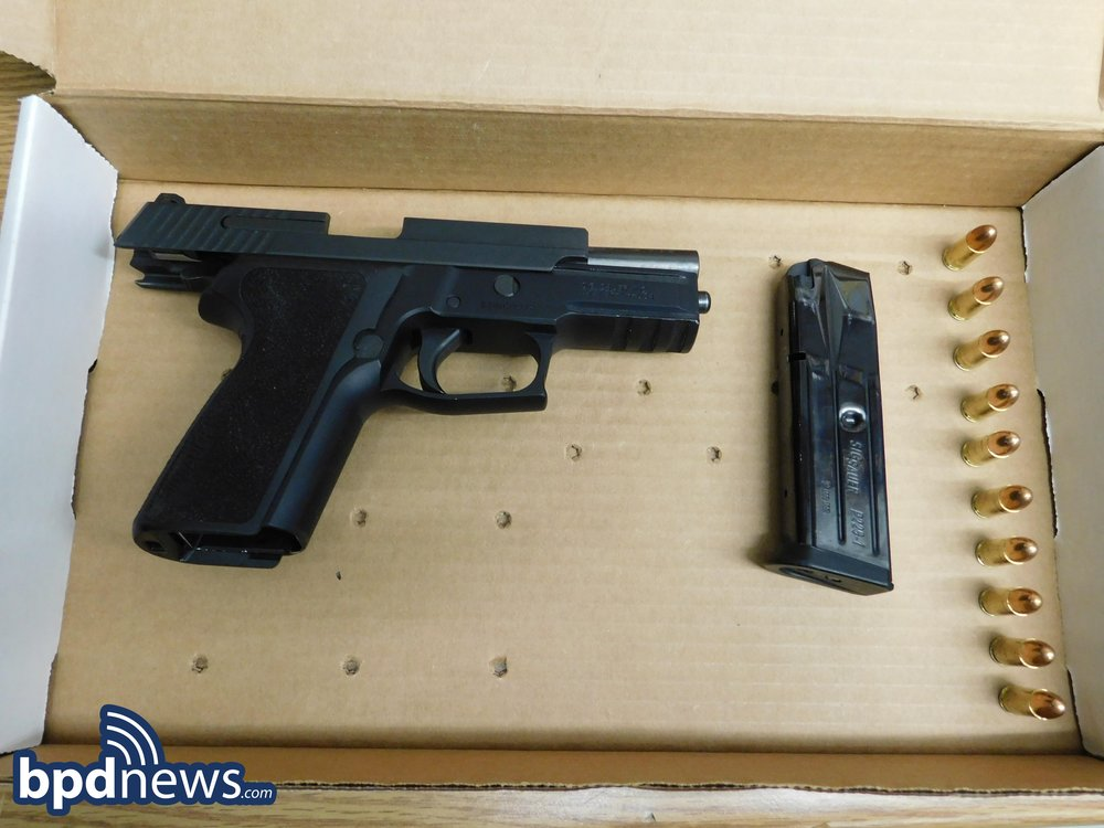 Firearm from Incident #2