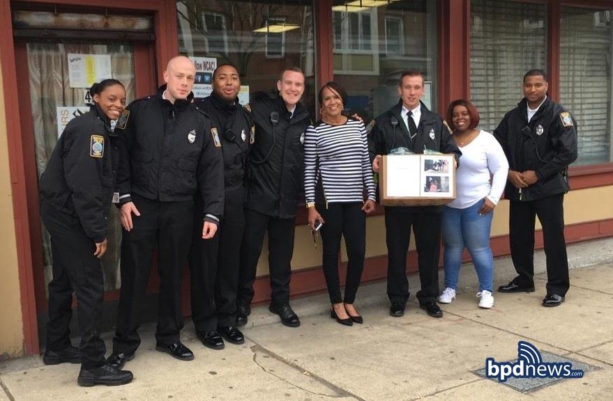 the boston police department s virtual community