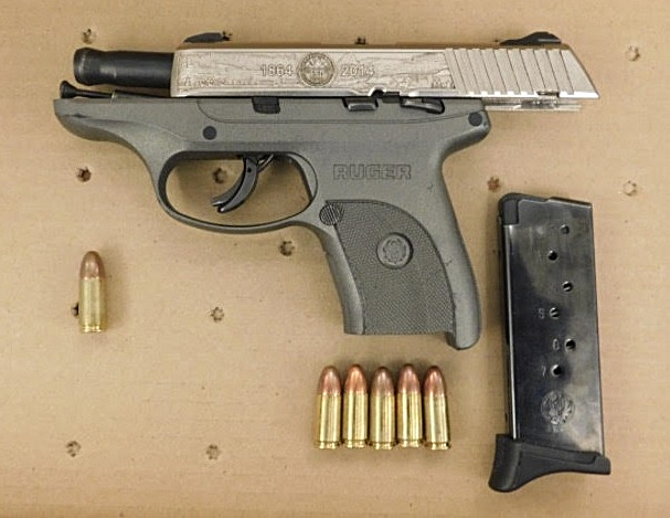 One Less Gun: BPD Officers Confiscate a Firearm and Make Two Arrests During a Motor Vehicle Stop in Roxbury