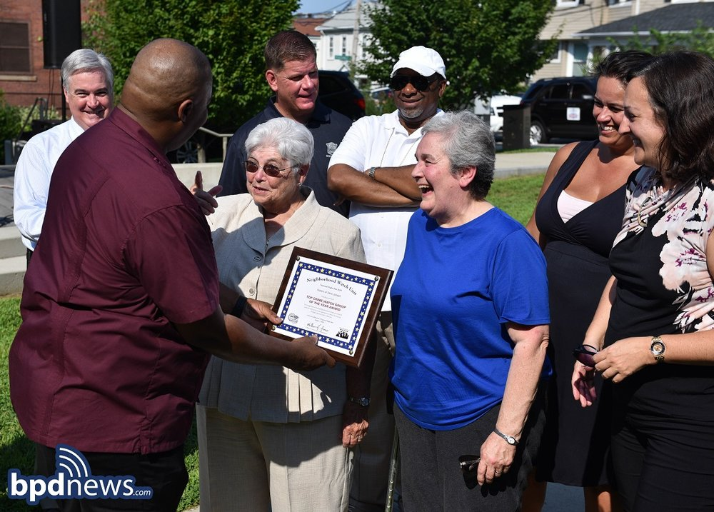 National Night Out Celebrates Powerful Partnership Between Cops and Community Members that Leads to Safer Neighborhoods
