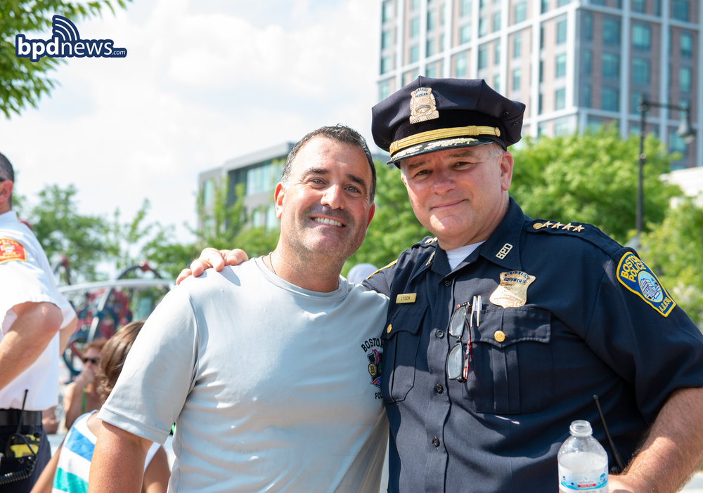 BPD in the Community: Final Night of National Night Out!