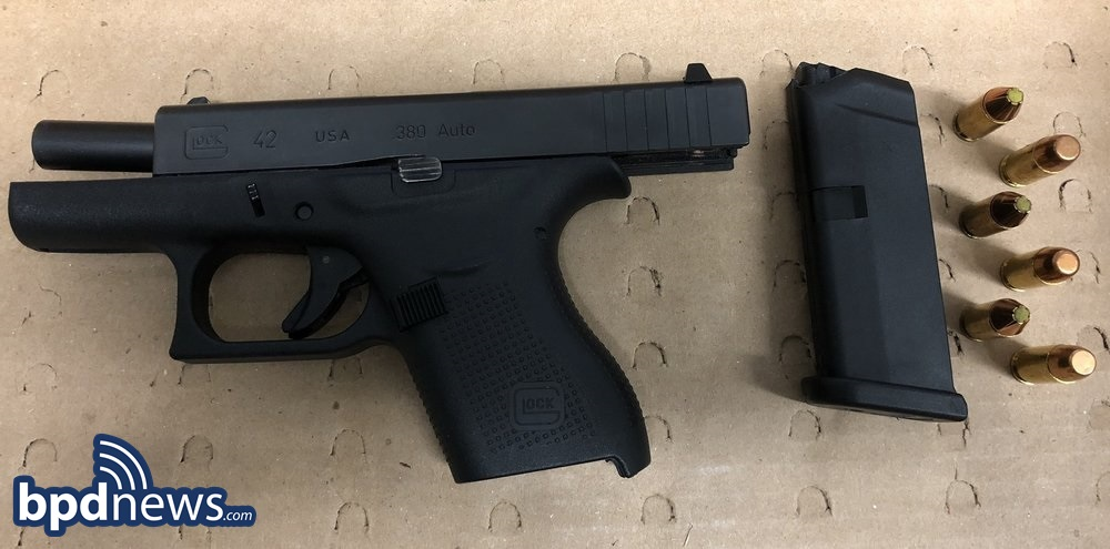 One Less Gun: Loaded Firearm and Drugs Recovered After