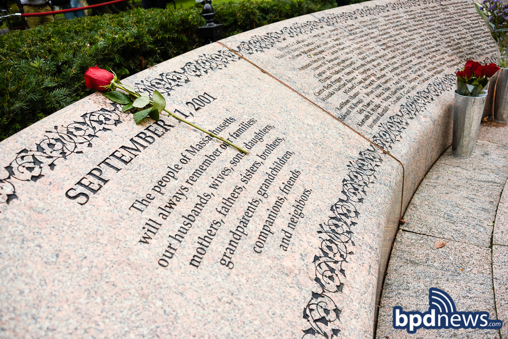 9/11 Wreath Laying Ceremony