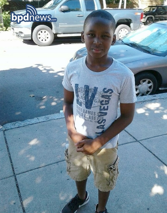 Missing Person Alert Issued for 12-year-old Jah'brion Daise-Raper