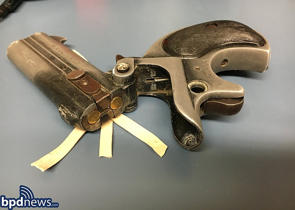 Daily Dose of Great Police Work: Officers Arrest One and Recover Loaded Firearm in East Boston