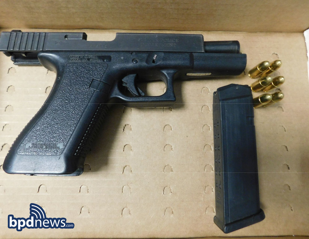 Keeping Boston Safe: Officers Arrest Male and Recover Firearm Following Traffic Stop in Mattapan