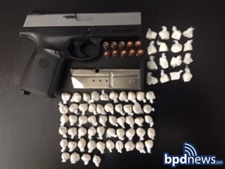 Third Suspect in Custody Days After Execution of Search Warrant Leads to the Recovery of a Loaded Firearm, Drugs and Cash in the South End