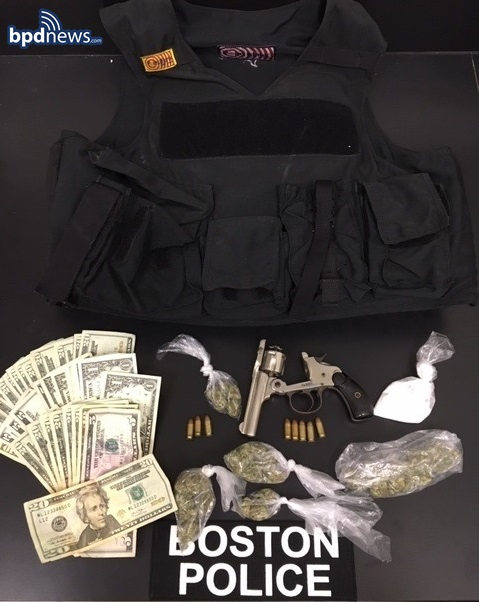 Keeping Boston Safe: Suspect in Custody After Search Warrant Leads