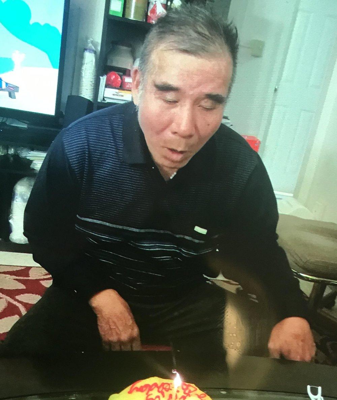 BPD Missing Person Alert:  Genrong Lin, 67, of South Boston