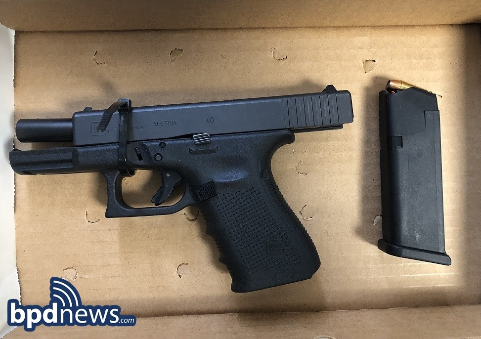 Two Suspects in Custody and Loaded Firearm Recovered After BPD