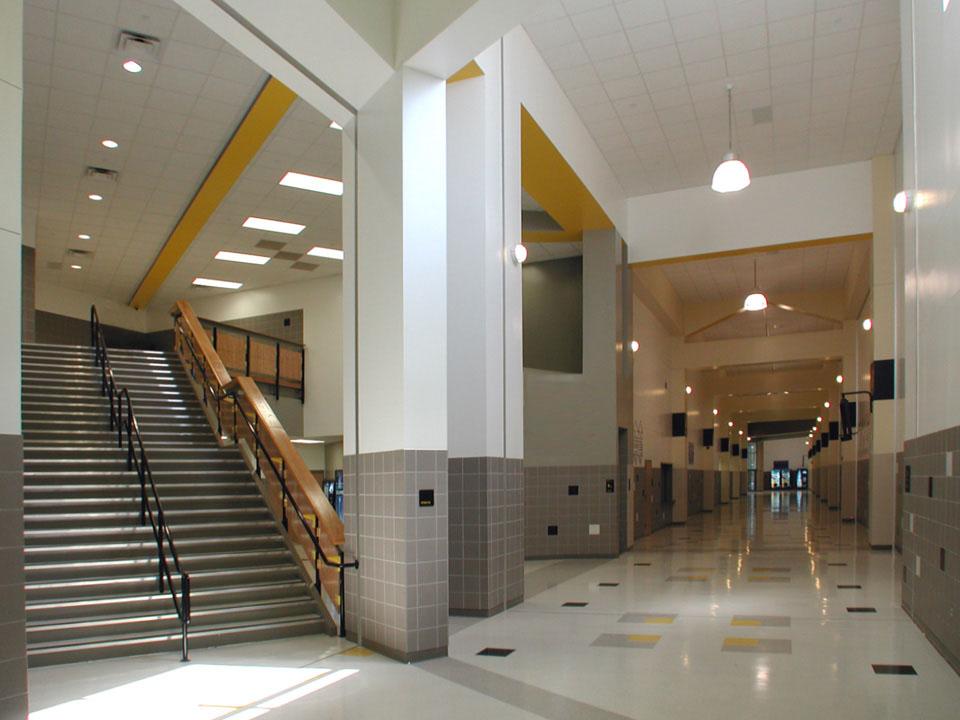 Crandall High School Wra Architects