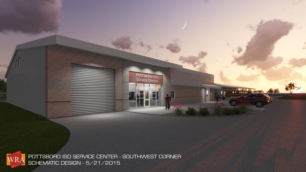 5-1416-PottsboroISD-Service Center-SouthWest Corner.jpg