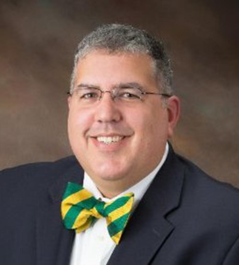 Dr. Chris Harmon, former Headmaster of LCA