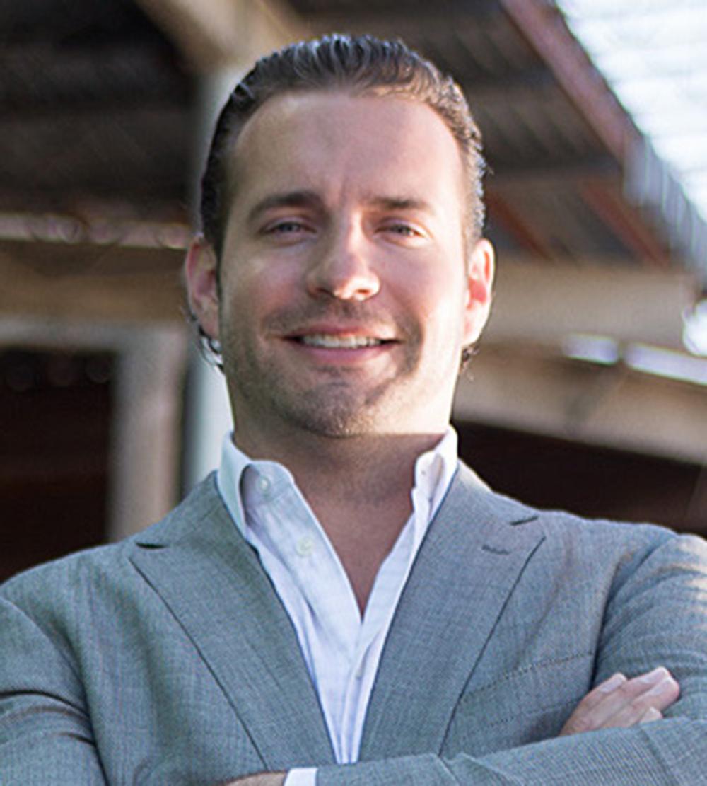 Ben Pogue, President/ CEO, Pogue Construction