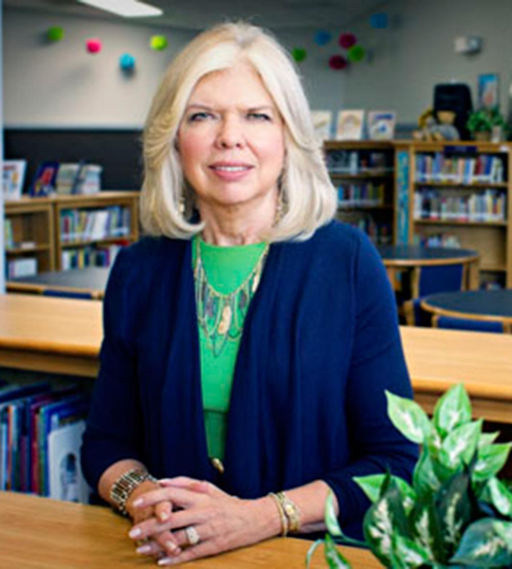 dR. Linda Henrie, Former Superintendent of schools