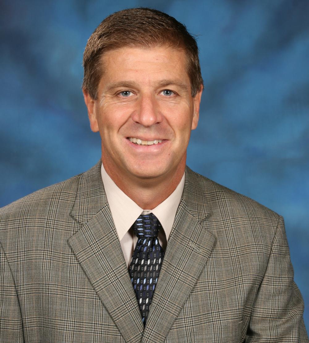 Doug Williams, superintendent of sUNNYVALE ISD