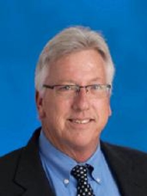 Dr. Robert Jolly, Superintendent of Crandall ISD