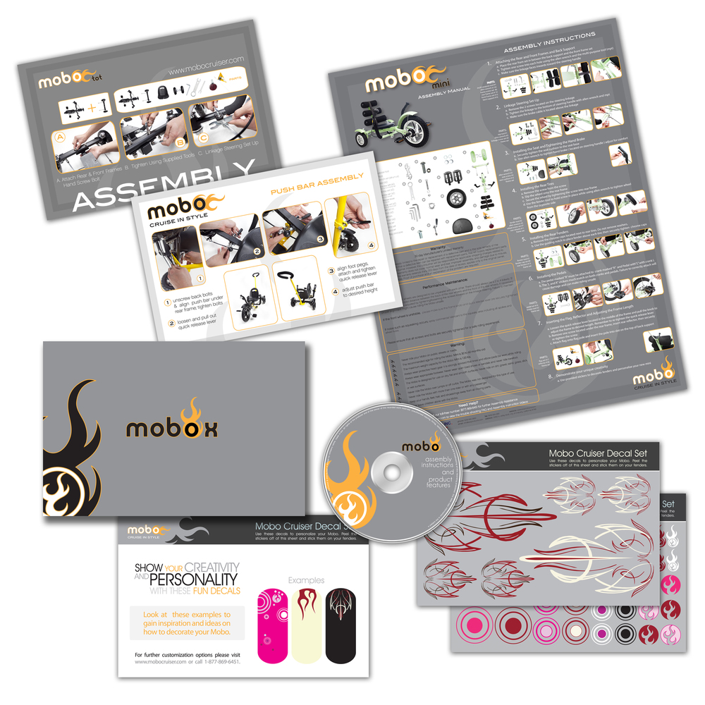 Mobox  and Content Design