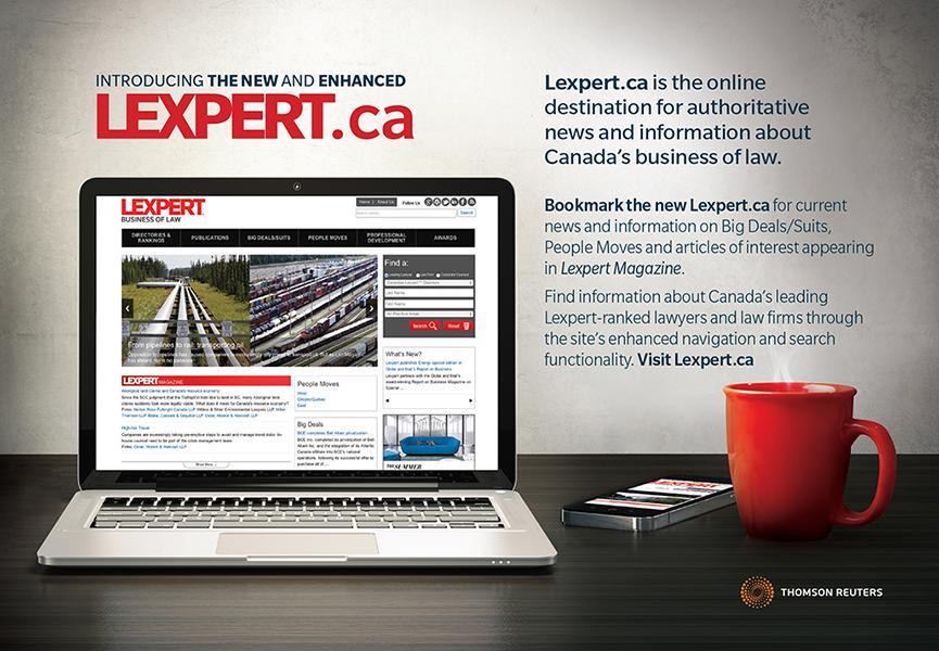 Lexpert.ca - Ad
