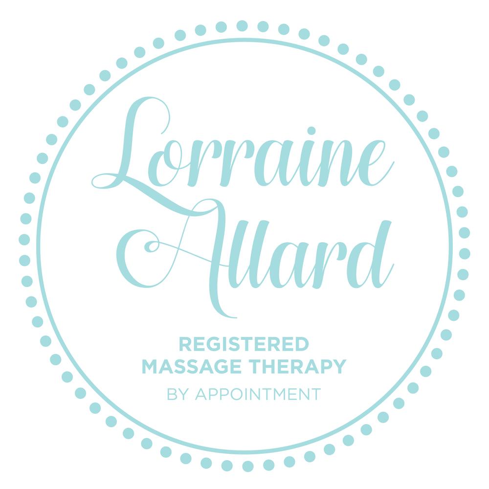 Lorraine Allard RMT • Signage Design