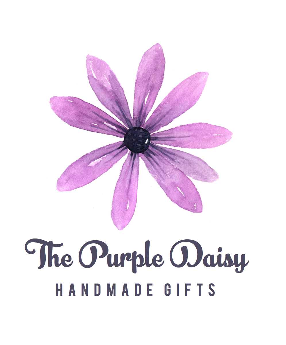 Branding / Logo Design for The Purple Daisy