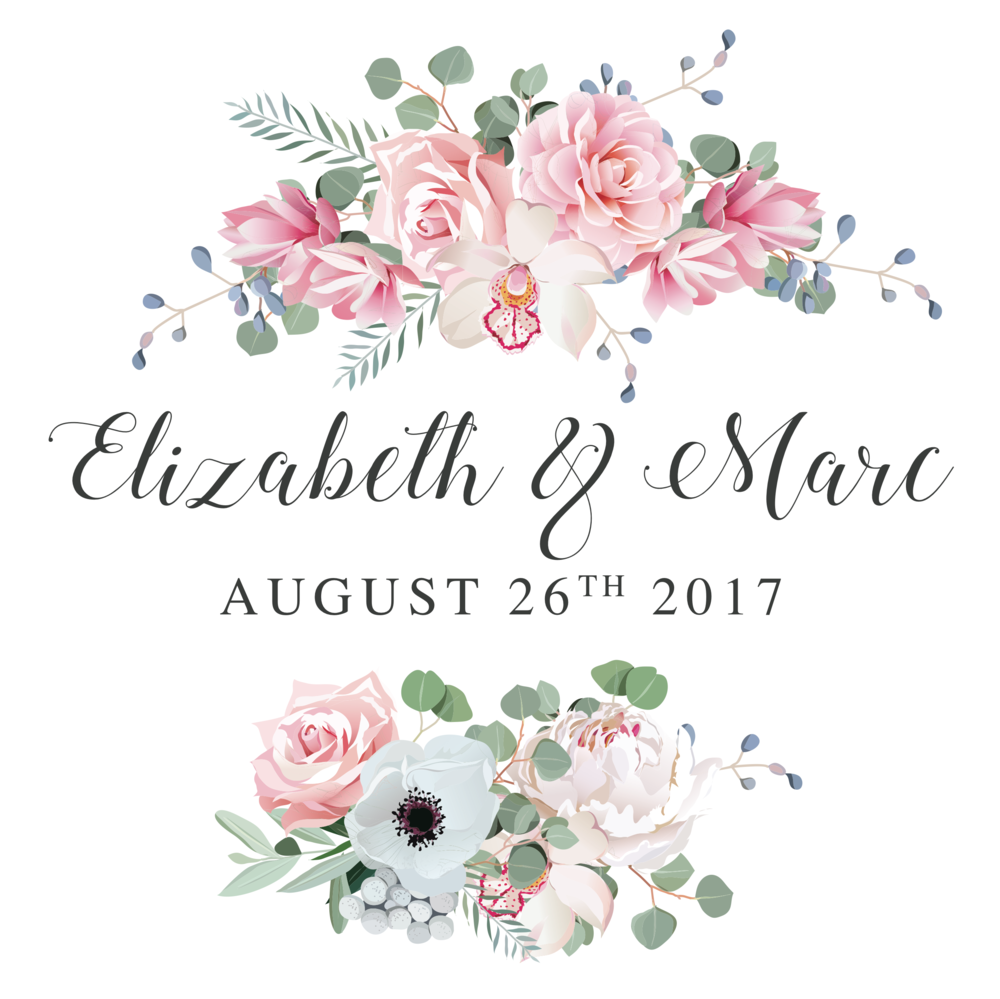 Elizabeth & Marc • August 2017