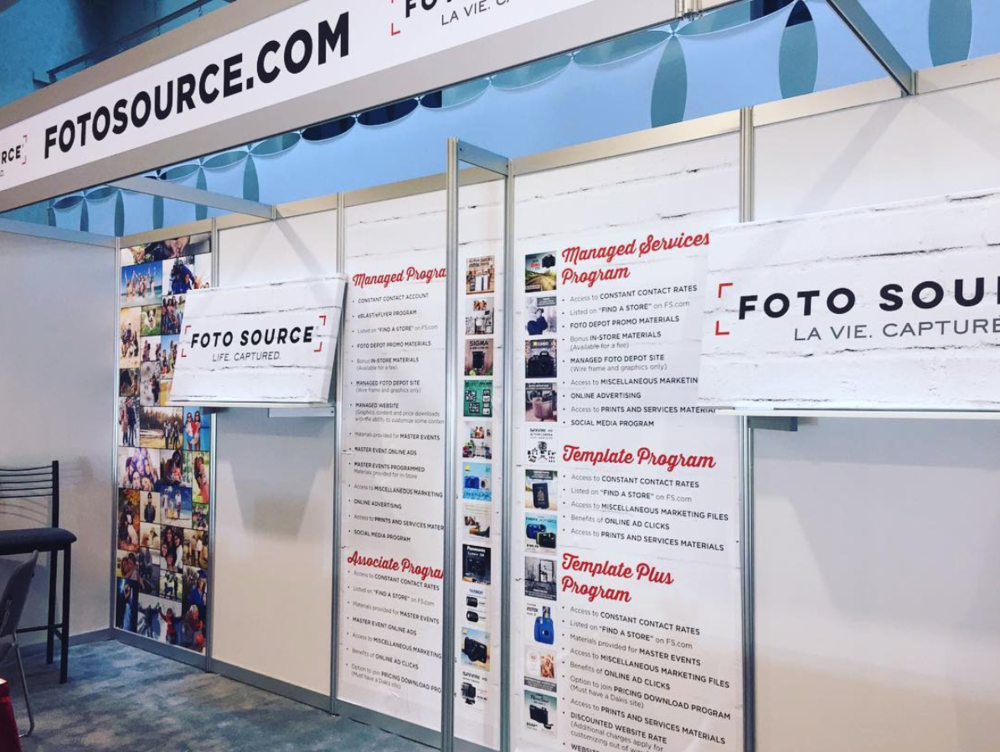 Foto Source 2017 AGM Booth Signage