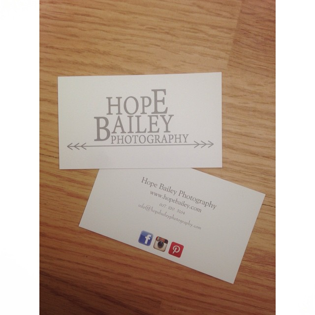 My new business cards came in today!!! 📷 www.hopebailey.com info@hopebaileyphotography.com #hopebaileyphotography #hopebailey.com #buisnesscards