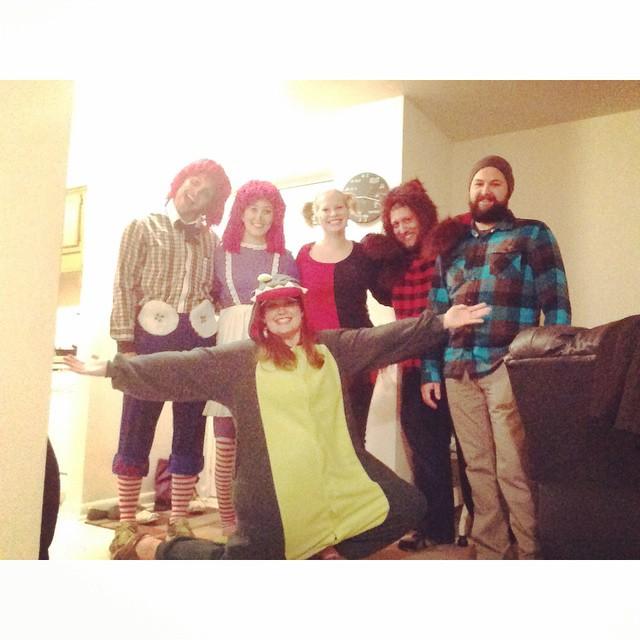 Halloween 2014 Blacksburg, VA