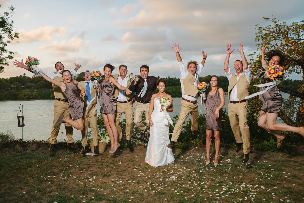 FUN IS MORE MEMORABLE THAN COOL.    EXPLORE OUR WEDDING PHOTOS